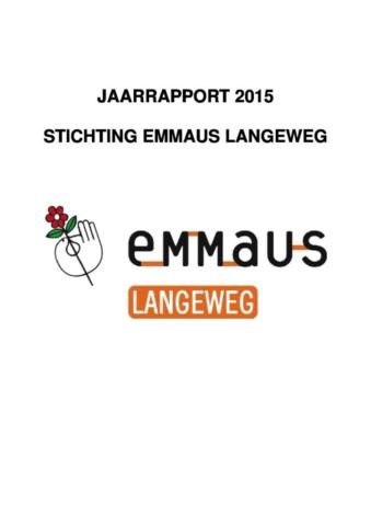 2015 Jaarverslag vastgesteld 6 april 2016