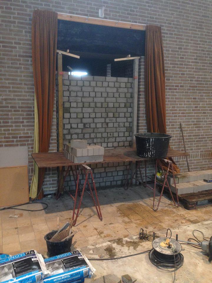 Renovatie Mariakapel van Emmaus Langeweg
